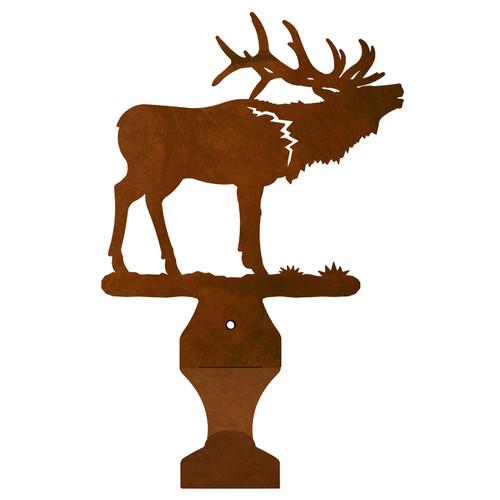 Elk Small Drape Rod Bracket