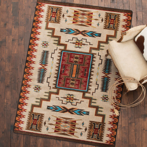 Vision Catcher Rust Rug Collection