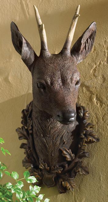 Black Forest Deer Mount