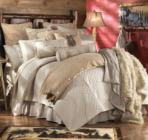 Fairfield Bed Set - King