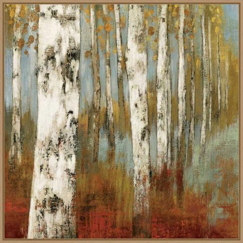 Fall Woods Framed Art