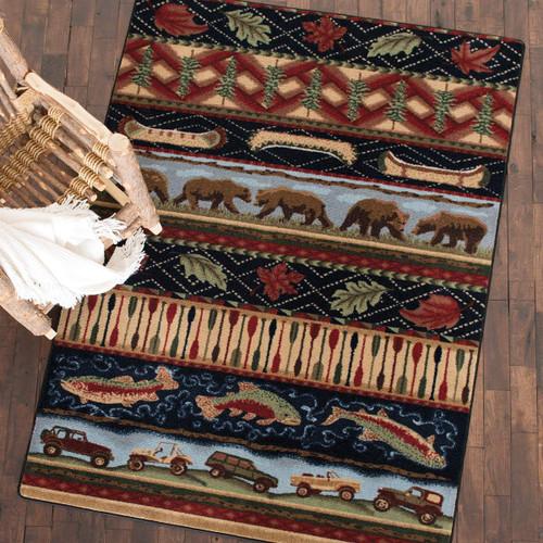 Wilderness Trek Rug Collection