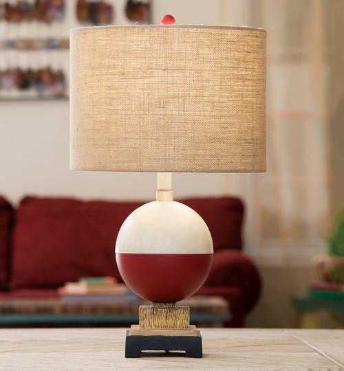 Fishing Bobber Table Lamp