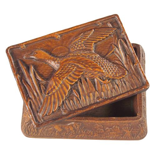 Flying Duck Trinket Box