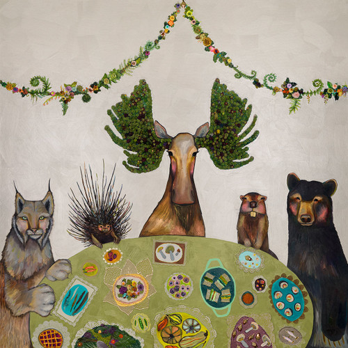 Forest Friends' Feast
