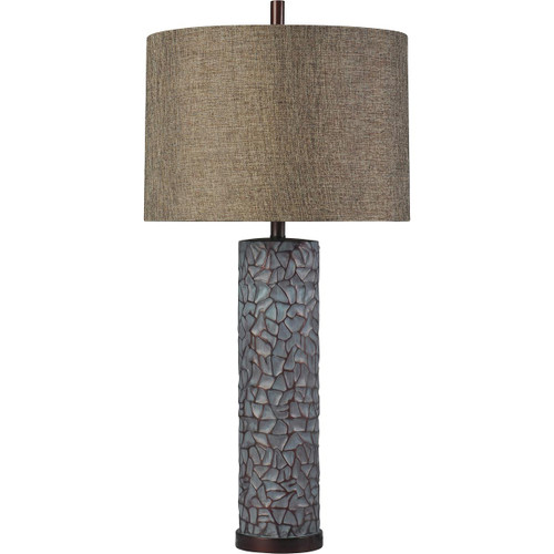Forest Column Table Lamp