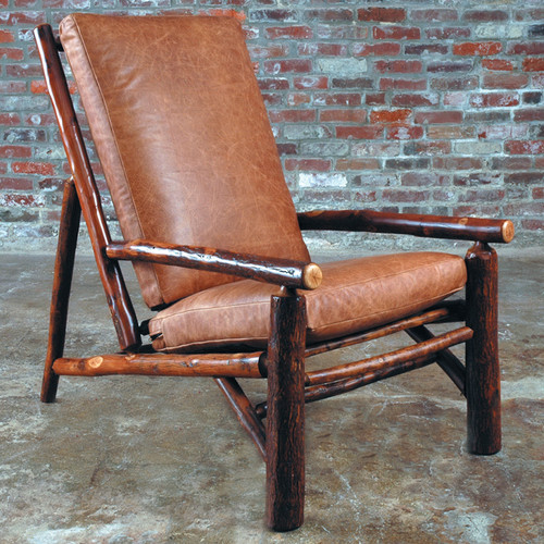 Black Forest Hickory Pole Chair