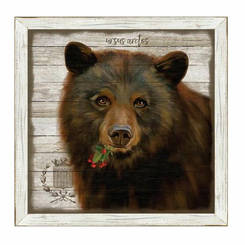 Framed Wildlife Art