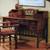Black Forest Hickory Letter Desk