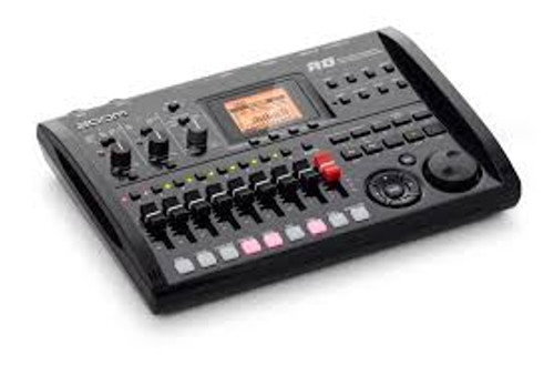 GRABADOR DIGITAL ZOOM R8 INTERFASE MIXER 8CH USB - PDM-R8