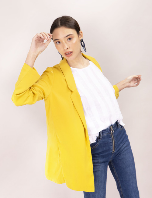 Blazer Yellow - THT-V20D004