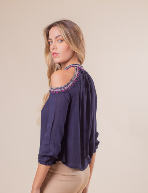 Blusa Night New - THT-I18D141