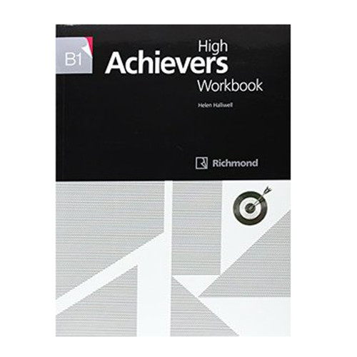 Achievers B1 Workbook With Cd - MOS-4823003