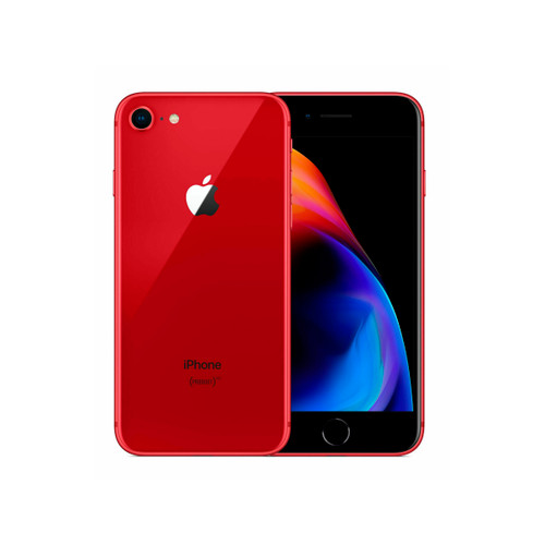 Apple iPhone 8 Refurbished Rojo 64GB (Libre) - CEL-IPH864RDRE