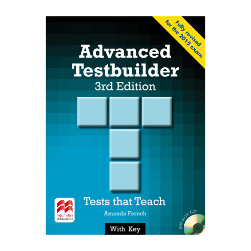 Advanced Testbuilder 3rd Edition Student's Book With Key - MOS-4814920