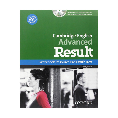 Advanced Result Workbook With Key - MOS-4814884