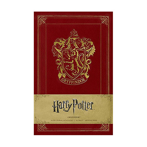 Diario Harry Potter Gryffindor - MOS-4838980