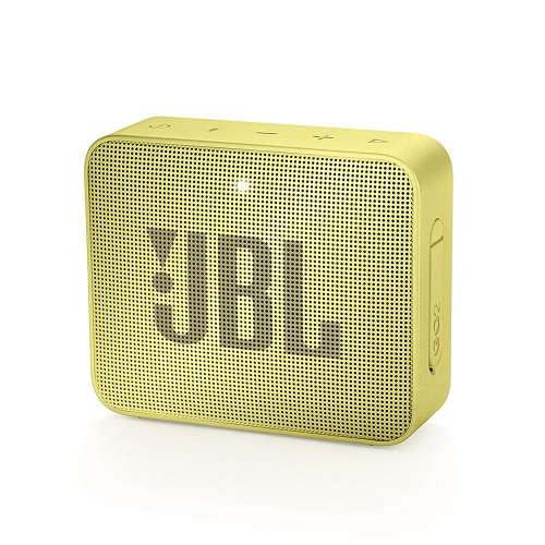 JBL Parlante Go 2 Yellow - MOS-4841260