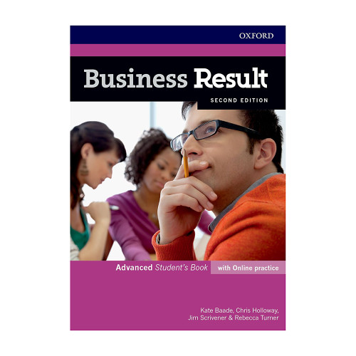 Business Result Advanced Students Book With Online Practice - MOS-4844534