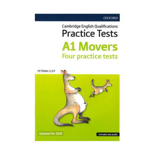 A1 Movers Practice Tests With Cd - MOS-4844537