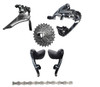 SRAM Force 22 Rim 4 piece Conversion Kit