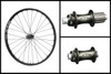 "Shimano XTR M9000 R12 29"" Carbon Tubular Rear Wheel"