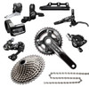 Shimano XT 8050 Di2 Groupset with M8000 Chainrings