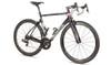 Van Dessel Motivus Maximus Campagnolo EPS V3 equipped Carbon Bicycle, Silver / Black / Purple - Build It Your Way