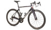 Van Dessel Motivus Maximus Disc Shimano Di2 equipped Carbon Bicycle, Silver / Black / Purple - Build It Your Way