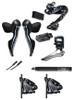 Shimano Ultegra R8070 Hydraulic Di2 7 Piece Conversion Kit