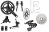 Campagnolo Record H12 Hydraulic Flat Mount Ergo 12 Speed Road Groupset