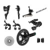 Campagnolo Chorus Ergo 12 Speed Groupset - 500