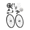 Campagnolo Record Hydraulic Ergo 12 Speed Groupset with a Bora WTO 33 Disc-brake Wheelset -500