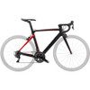 Wilier Cento 10 Pro Shimano STI Hydraulic equipped Carbon Bicycle, Black & Red - Build It Your Way