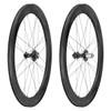 Campagnolo Bora WTO 60, 2-Way Fit, Disc-brake Wheelset