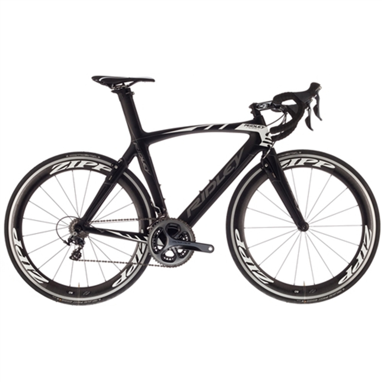 233dbaa811e Ridley Noah Fast Shimano Di2 equipped Carbon Bicycle, Black & White - Build  It Your