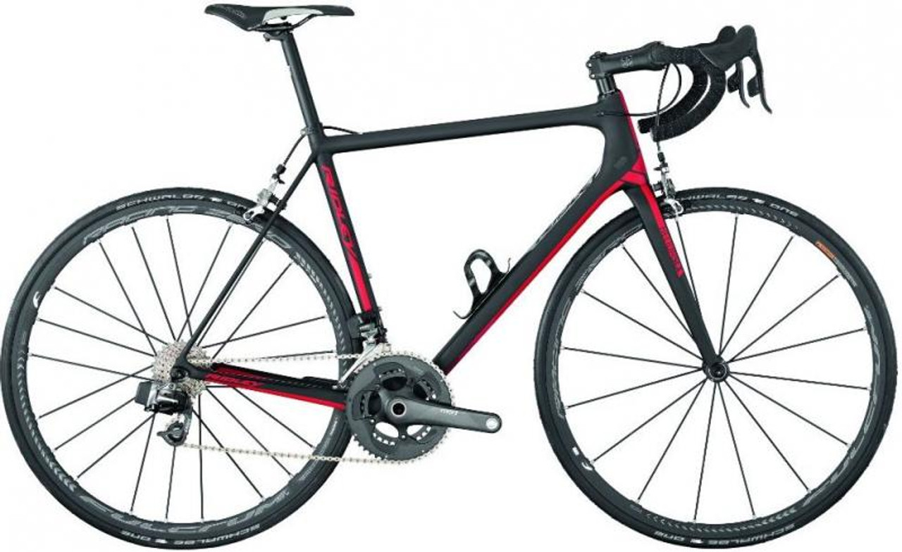 e80094d5063 Texas Cyclesport Ridley Helium SLX Shimano Di2 equipped Carbon Bicycle,  Black & Red - Build It Your Way RD-HLSX-SDA-Di2-BG 5999.99 New