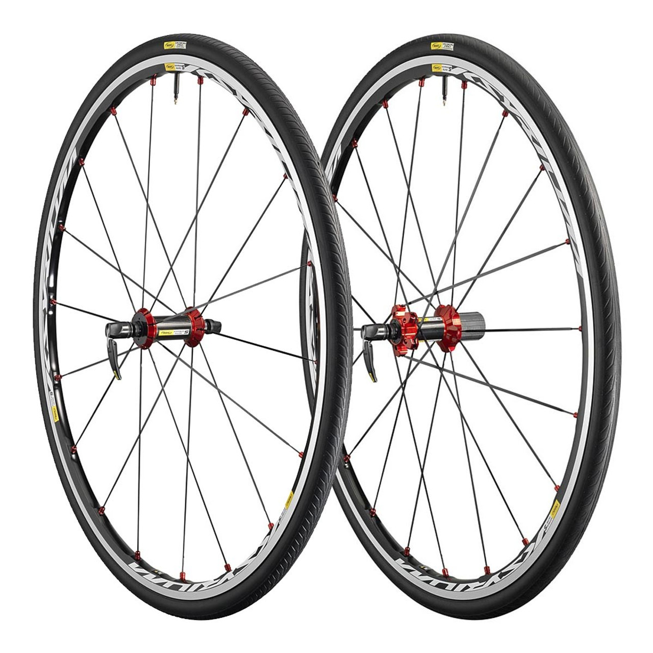 Texas Cyclesport Mavic Ksyrium Elite S Red Wheelset MV-KSY-ELTS-RD 799.99  New 5e31d7f95