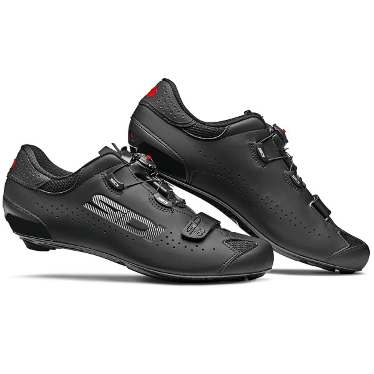 Sidi T-5 Air Triathlon Bicycle Cycle Bike Shoes Black Black