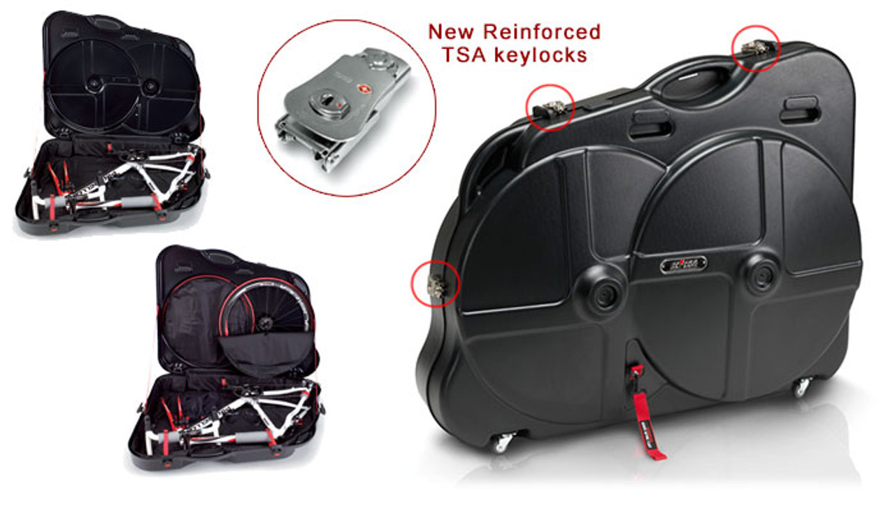 830c5e448f44 Sci-Con AeroTech Evolution TSA Bike Travel Case