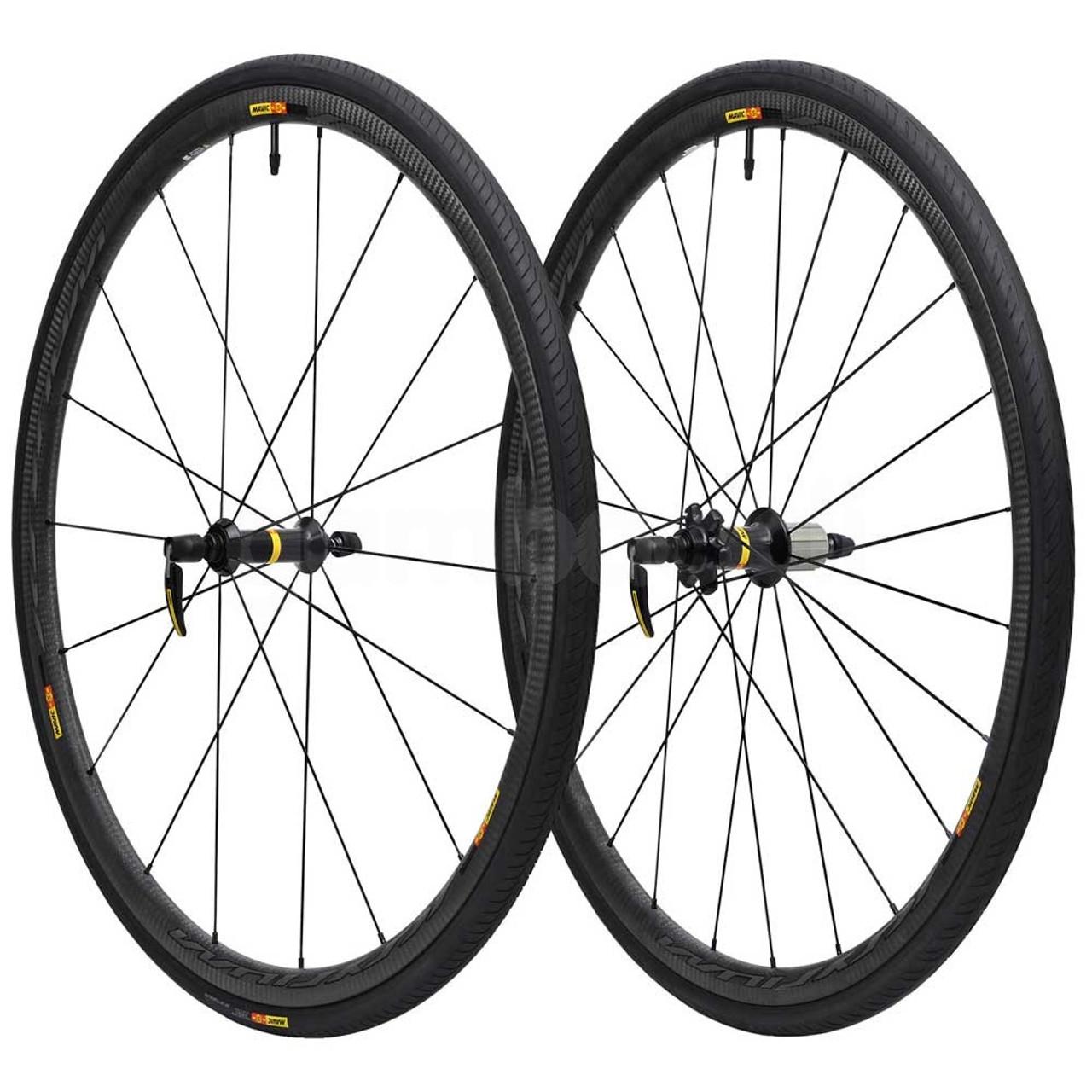 0dbaa2e4a42 Texas Cyclesport Mavic Ksyrium Pro Carbon SL C Wheelset MV-KSY-PRO-CB-SLC  2199.99 New