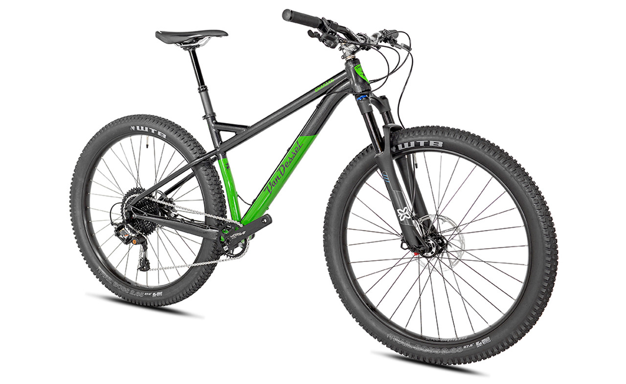 604f6b265de Texas Cyclesport Van Dessel Gnarzan Aluminum SRAM GX Eagle Bicycle  VD-GNZ-GXE 2049.99 New