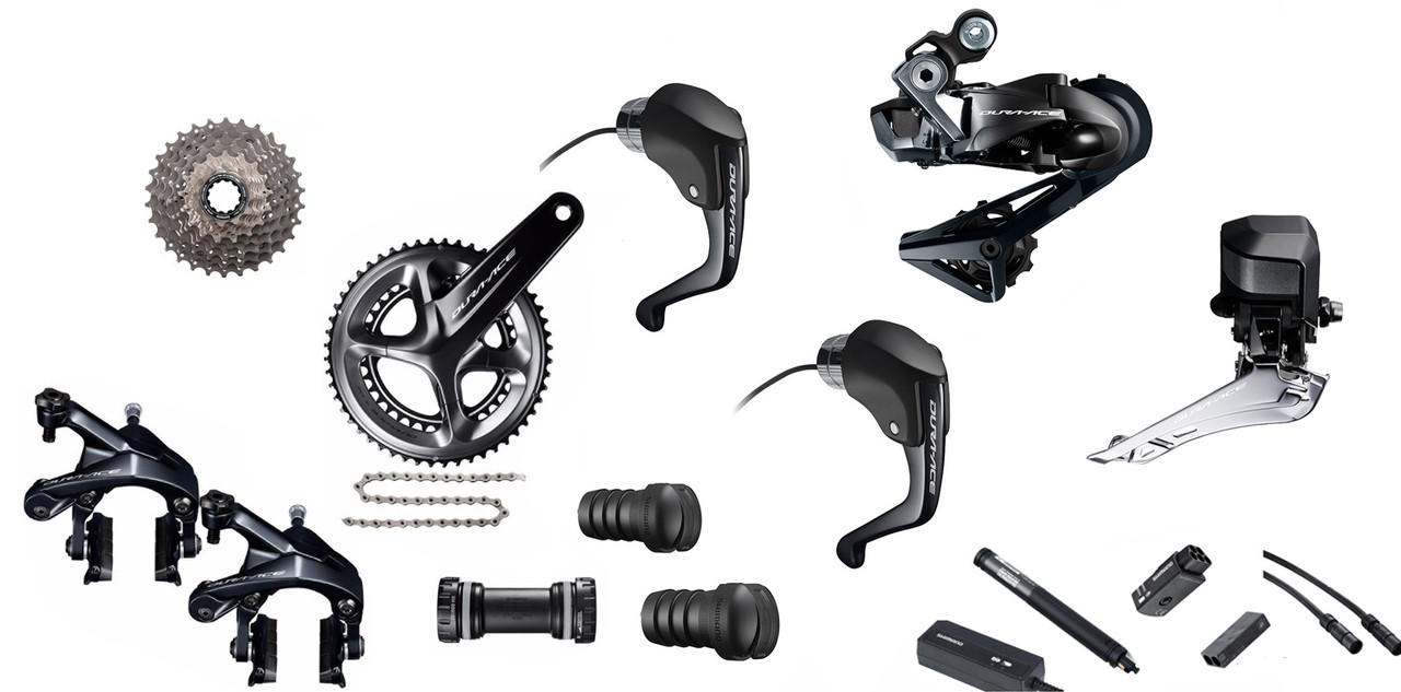 486478d3b92 Texas Cyclesport Shimano Dura-Ace R9160 Di2 Time Trial Groupset  SDA-R9160-TT-8 3495.99 New