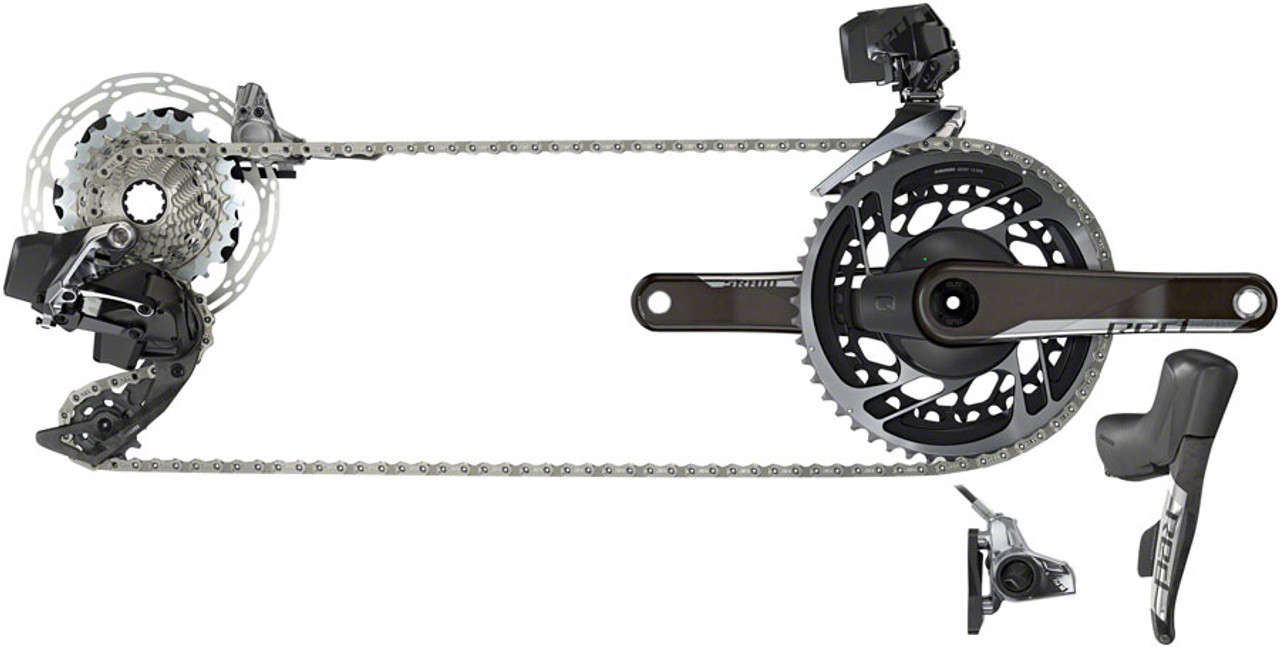 New MTB Bicycle Bike Rear Disc Brake Adapter Kit 170mm Red