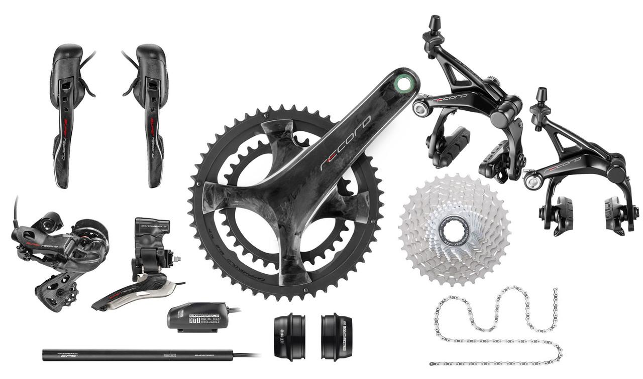 Campagnolo EPS Essentials Power V3 Seat Post Adapter 32mm Bike Brake Mounts
