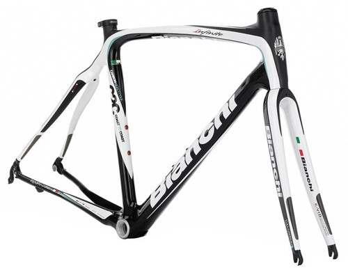 Bianchi Infinito Arc Top Tube Carbon Frameset