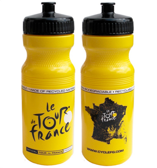 Tour De France 2010 Water Bottle with Logo