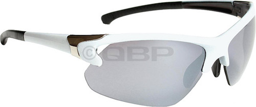 Optic Nerve White Ranch IC Shiny White Sunglasses
