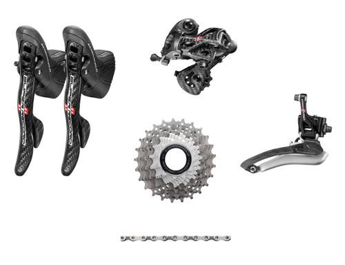 Campagnolo Super Record Ergo 11 Speed 5 piece Conversion Kit