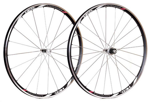 HED Ardennes C2 Flamme Rouge Wheelset
